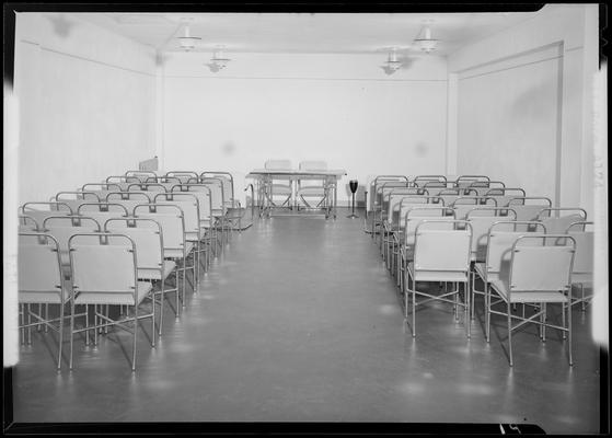 Counsel Room, University of Kentucky Library (1939 Kentuckian); in use