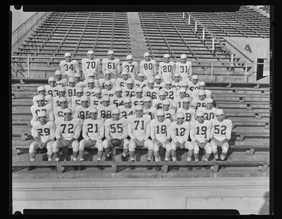 1952 Team with helmets