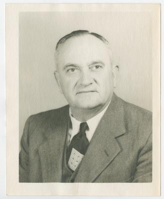 UK Coach Adolf Rupp photograph