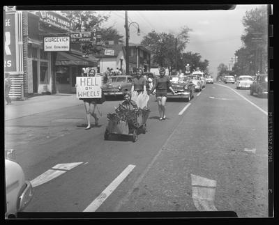 Push Cart Derby