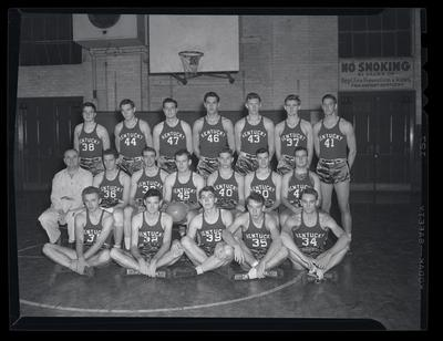1946 Basketball Team