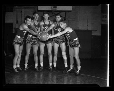 1946 Basketball Team