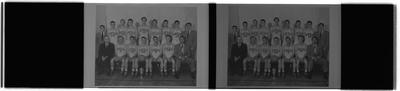 1947-1948 Basketball Team