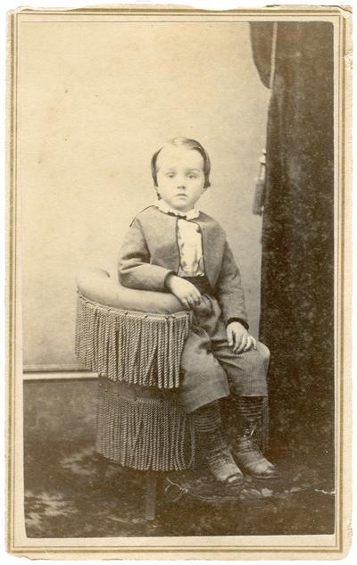 Unidentified boy