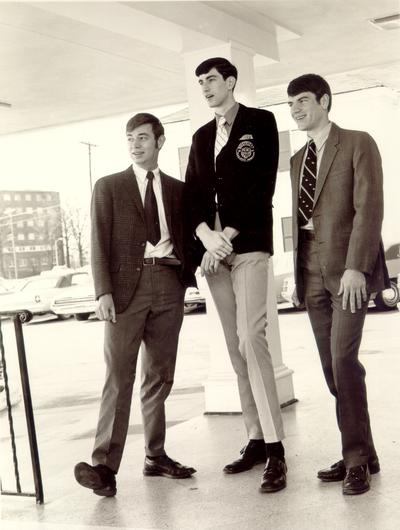 Basketball; Miscellaneous; Mansfield HS; 1969 State Champs
