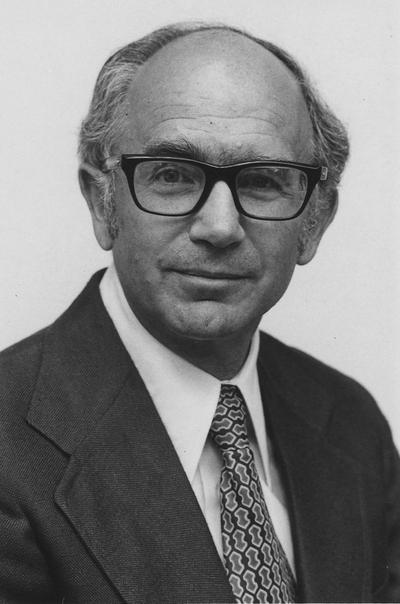 Adelstein, Michael E., Professor and Writing Instructor, Department of English, 1958 - 1987