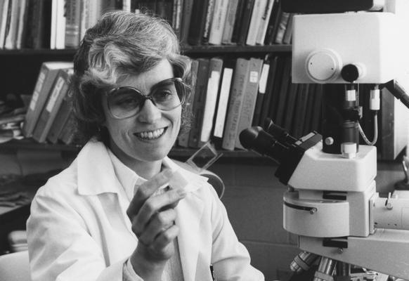 Coleman, Mary Sue, Professor, Biochemistry, Faculty Representative, Board of Trustees, 1987 - 1990