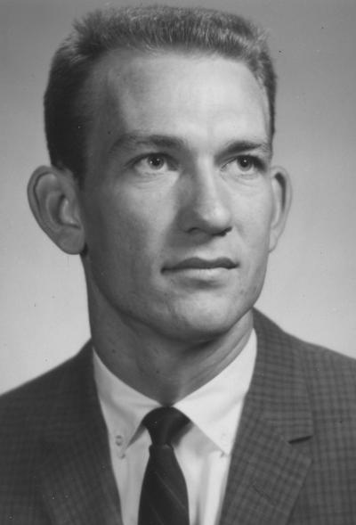 Conatser, Glenn Edison, Instructor, Animal Husbandry