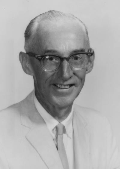 Cooke, Arthur Louis, Professor of Literature, English Department
