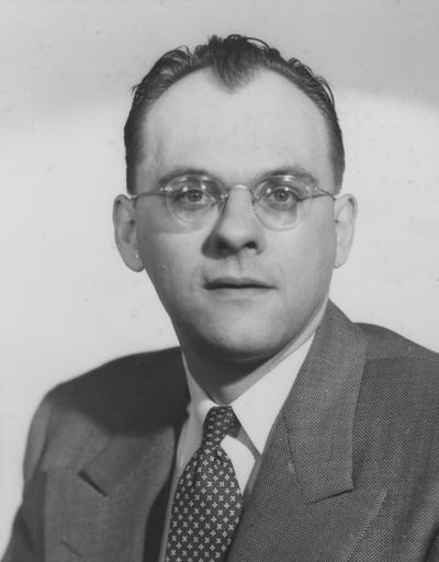 Coolsen, Frank Gordon, Professor, Marketing