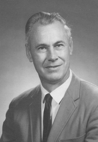 Cosgriff, Robert Lien, Professor and Chair, Electrical Engineering Department