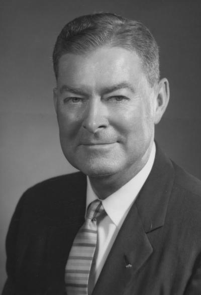 Couch, Virgil L., Alumnus, 1930, Public Relations Department