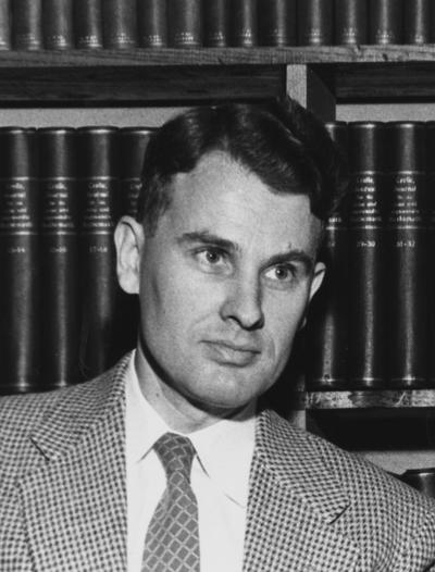 Cowling, Vincent Frederick, Distinguished Professor, Mathematics Department, Public Relations Department