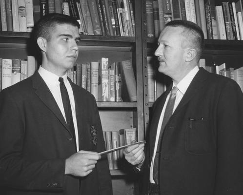 Cox, Bradley, Alumnus