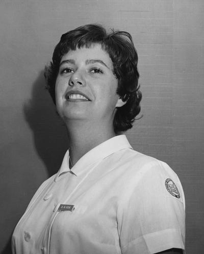 Cox, Ms. E. G., Professor, College of Nursing, Public Relations Department