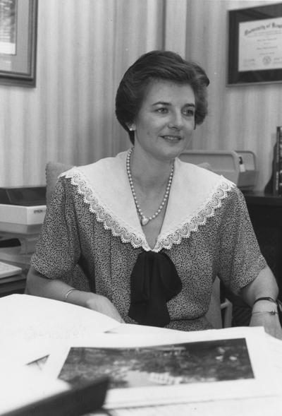 Cox, Penny D., Housing Director