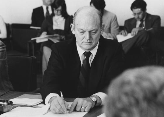 Crockett, John R., Member, Board of Trustees, 1974 - 1977