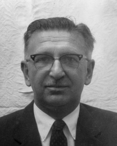 Csaky, Tihamer Z., Professor, Pharmacology Department
