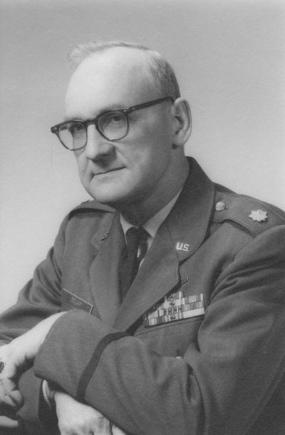Delap, Lieutenant Colonel John, Chair, Department of Aeroscience