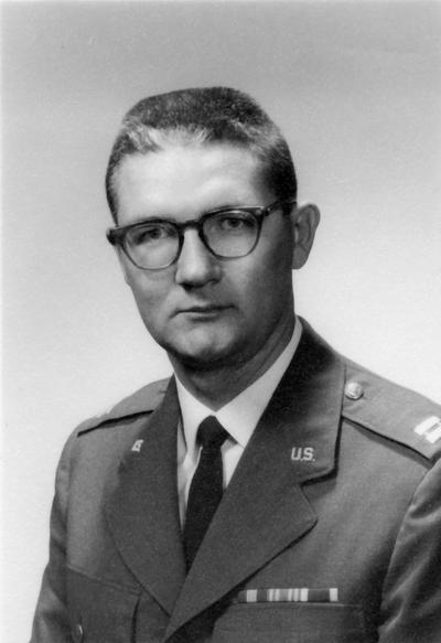 Dillon, Lieutenant Dan V., Professor, Aerospace Science