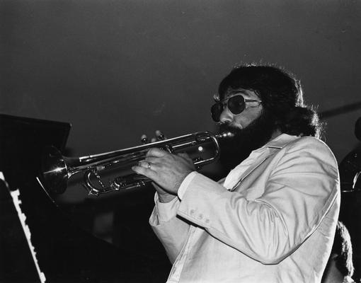 DiMartino, Vincent, Professor, Department of Music, Professional jazz trumpet player, band leader