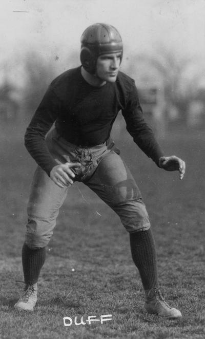 Duff, Tate, Alumnus, Member, Football Team