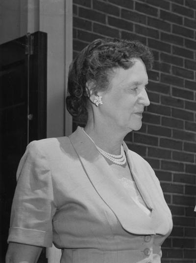 Duncan, May Kenney, Professor of Education and Head of Department of Elementary Education, 1927 - 1959, birth 1889, death 1962