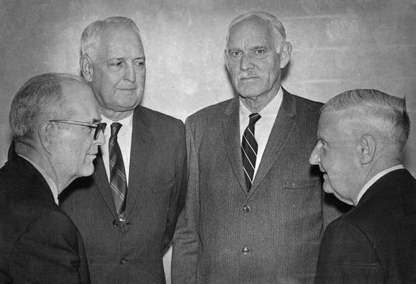 Eaton, W. Clement, Professor, History Department