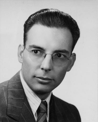 Eckel, Charles Howard, Professor, Education Department