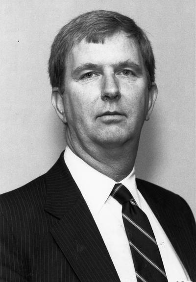 Edwards, Allen G., President, Lexington Community College