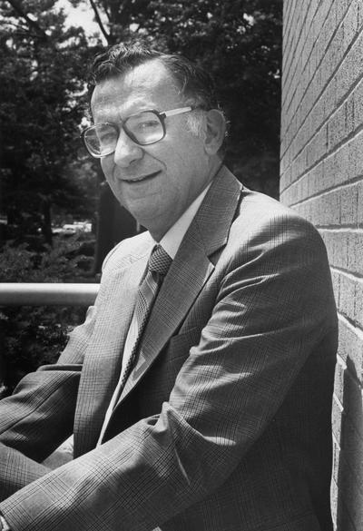 Ehmann, William D., Professor, Chemistry Department