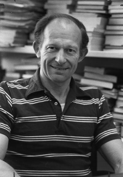 Enochs, Edgar, Professor of Mathematics