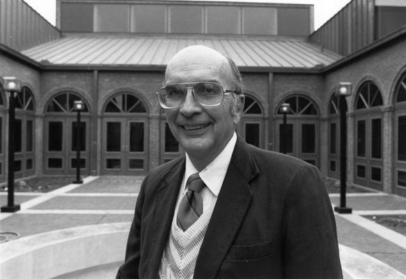 Eviston, Charles, 1973 alumnus
