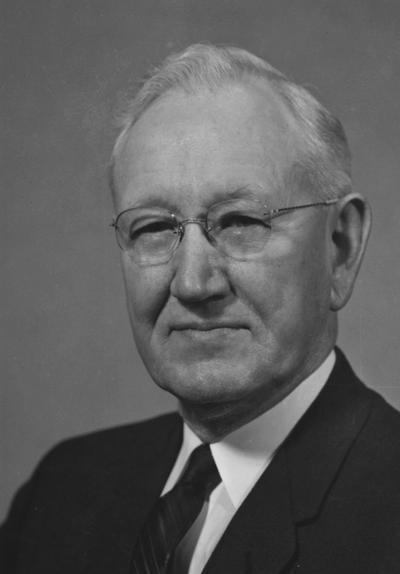 Fergus, Ernest Newton, Professor of Agronomy