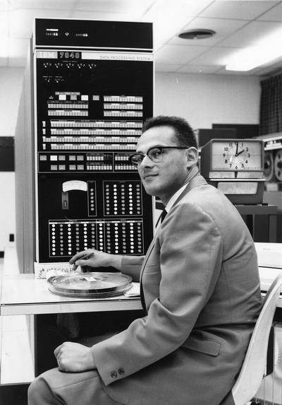 Findler, N. V., Computers, Public Relations Department