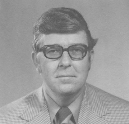 Flickinger, Walter Garrett, Professor, College of Law, Chair, University Senate Council