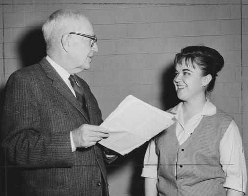 Ford, Mary Warner, Alumna, Drama