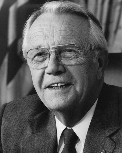 Ford, Wendell H., Student, 1942 - 1943, Governor of Kentucky, 1971 - 1974, United States Senator from Kentucky, 1975 - 1999