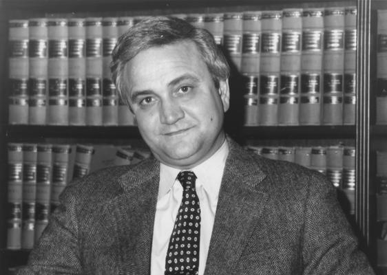 Forgy, Lawrence E., Jr., Vice President for Business Affairs, Member of Board of Trustees, 1987 - 1989, Chairman of Finance Committee, Professor, College of Business and Economics