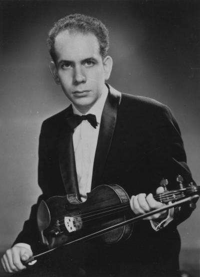Freifeld, Bruce, Instructor of Violin and Viola, Music Department