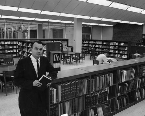 Gardner, William M., Director, Agricultural Science Center Library and National Tobacco Research Library, Public Relations Department