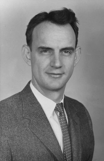 Godbey, Edsel T., Assistant Dean of Community Colleges