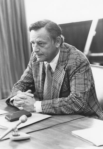 Gorman, L. D., Member of Board of Trustees, 1976 - 1981