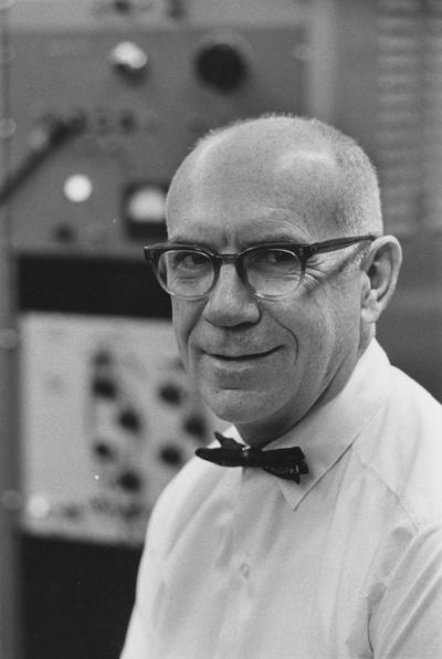 Gossick, Benjamin Roger, Professor of Physics and Electrical Engineering