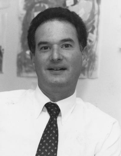 Greissman, Richard, employee of the University of Kentucky
