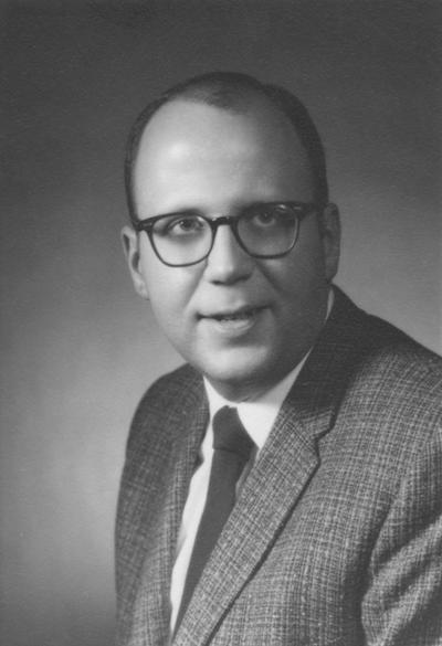 Grieves, Robert B., Chair, Chemical Engineering Department