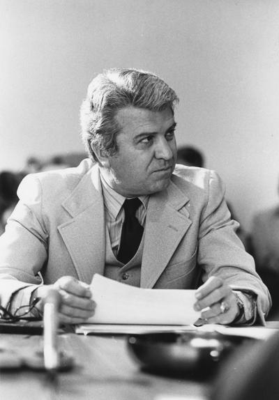 Griffin, George W., Member of Board of Trustees, 1968 - 1981; 1983 - 1989