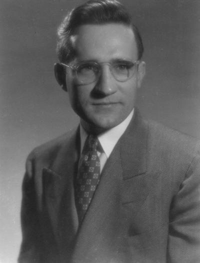 Hall, Wayne C., Assistant Professor of Botany