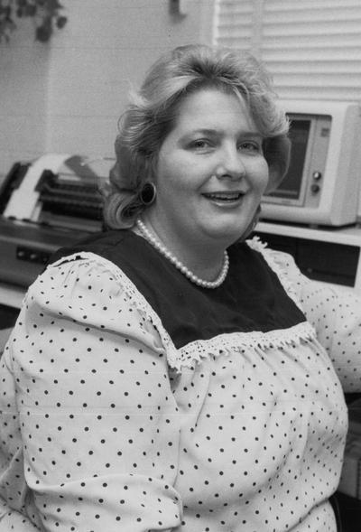 Applegate, Jerry Ann, University of Kentucky employee