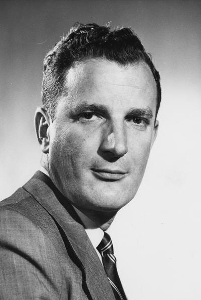 Arthur, William B., photographer: Public Relations Department